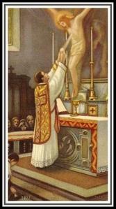 Missa em rito gregoriano-tridentino (romano)