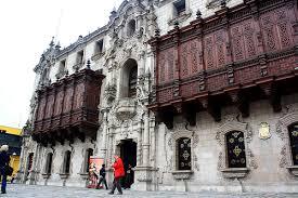 Centro Histórico de Lima, no Peru