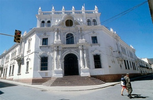 Universidade de Sucre - Bolívia