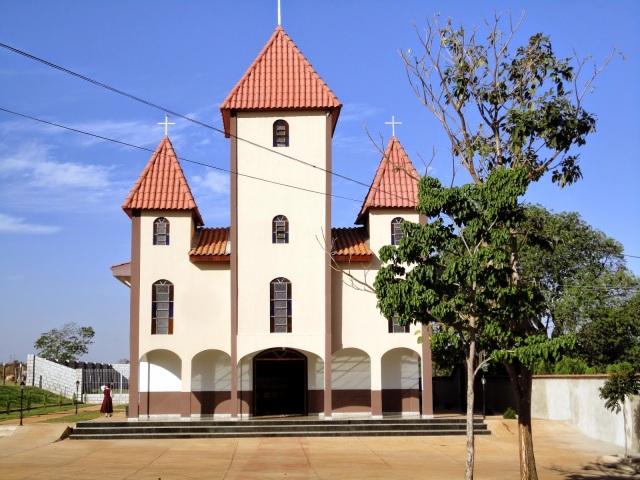 Capela do Santo Rosário, Anápolis/GO