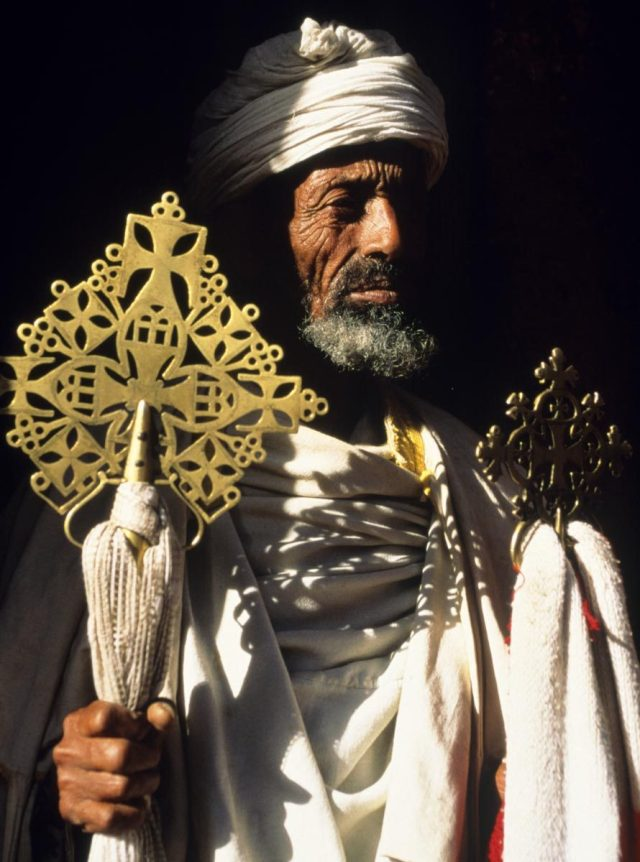 Monge etíope